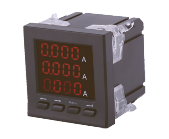 Digital Electric Power Meter
