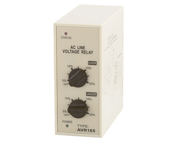 AVR-165 Phase Control Phase Failure Relay