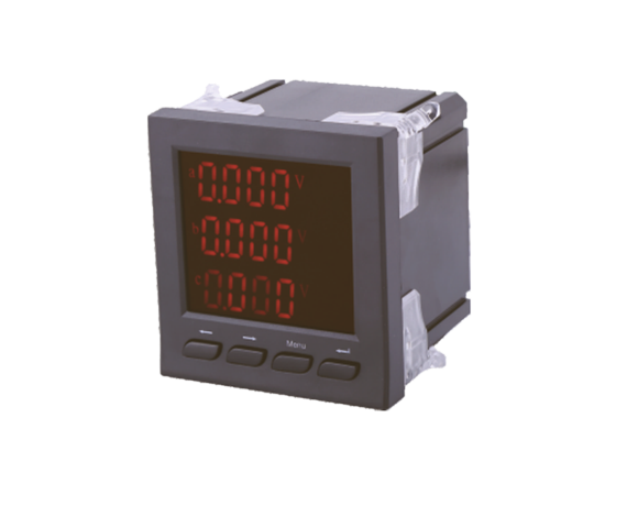Digital Voltage Meter