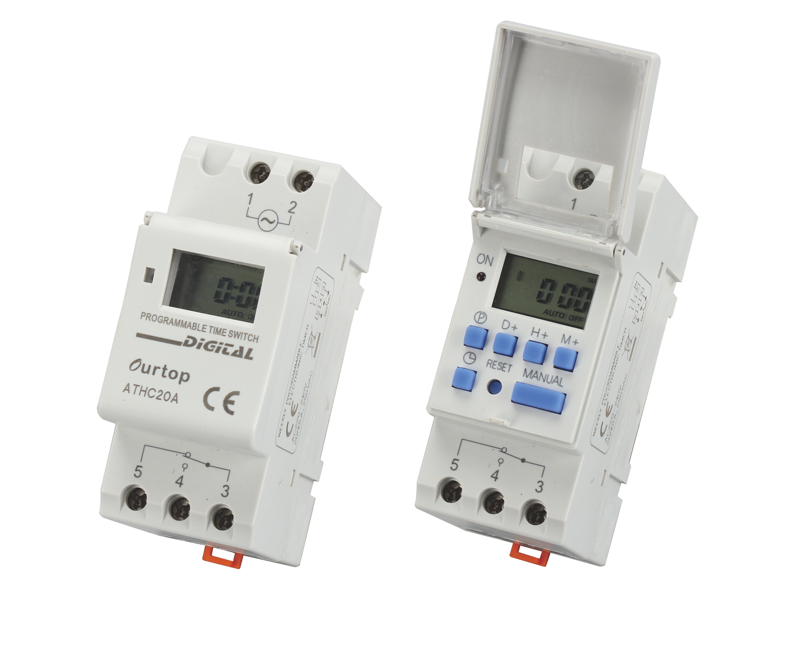 ATHC20A Digital Programmable Time Switch