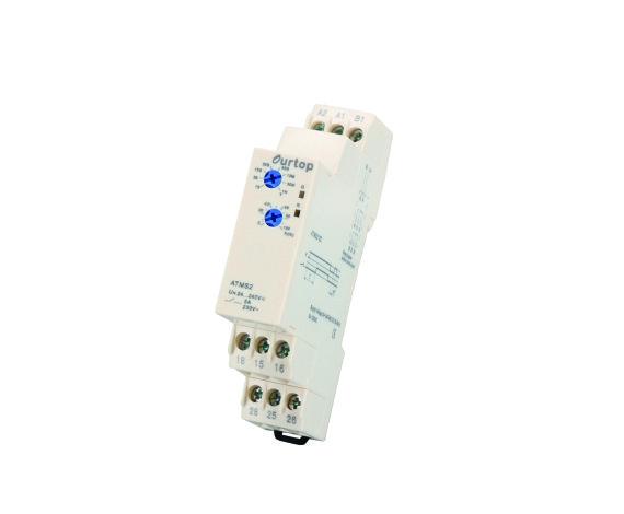 ATMS2 Multifunction Modular Timer Relay
