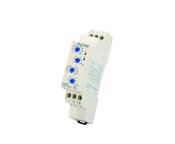 ATMS4 Multifunction Modular Timer Relay