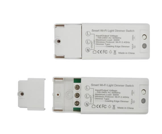 ATMS1001 WiFi Smart Dimmer Switch